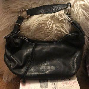 Vintage Francesco Cobiasia leather bag